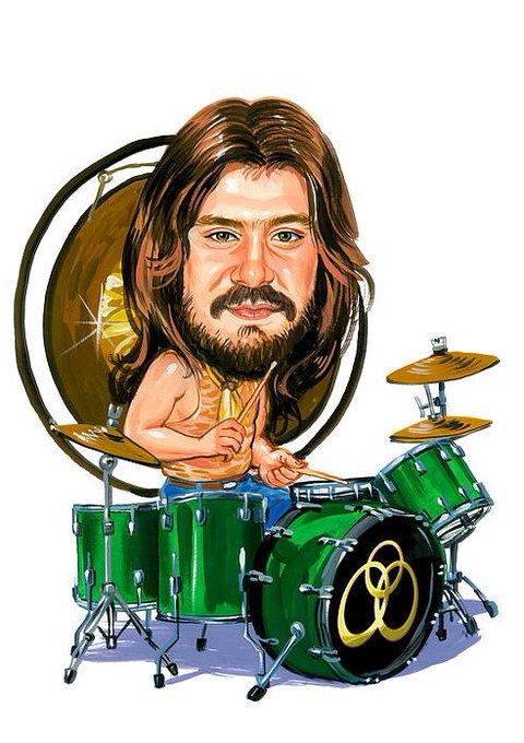 Happy birthday to my favorite drum teacher. Mr John