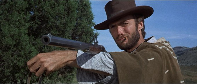 Happy 87th Birthday to legendary Clint Eastwood