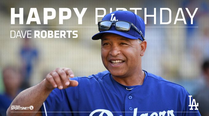 Join us in wishing skipper Dave Roberts a very happy birthday!