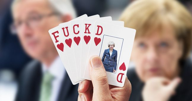 #BBCDebate look closer at the cards..lol