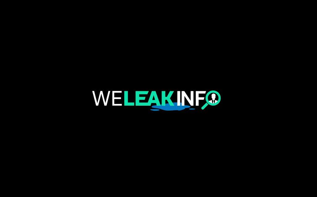 Media Tweets by We Leak Info (@weleakinfo)   Twitter