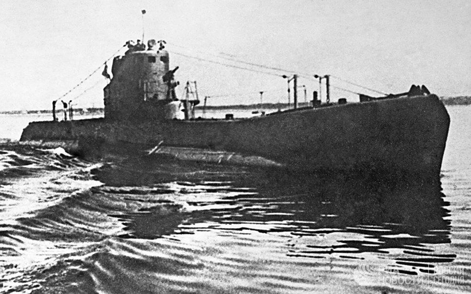 подводные лодки в балтийском море