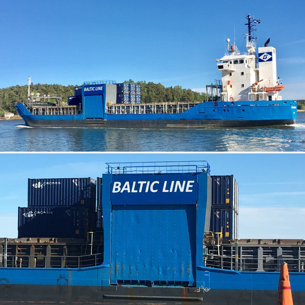 Baltic Line on Twitter: