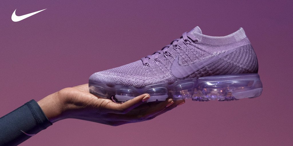 60ec840d14e Bright new colors of the  nike air  vapormax flyknit are up for grabs —  available 6 1 at - scoopnest.com