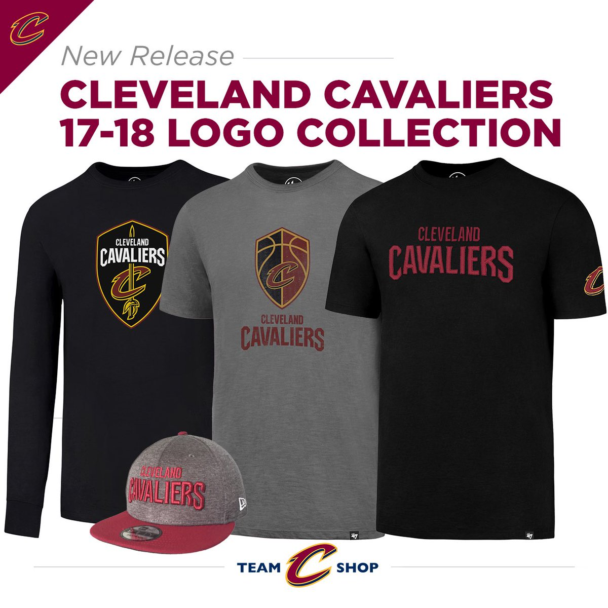new concept e06ea 03e35 New Cleveland Cavaliers Logos/Colors for 2017-2018 - Page 2 ...