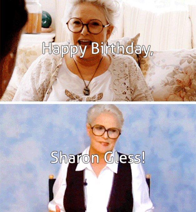 Happy birthday, Sharon Gless!