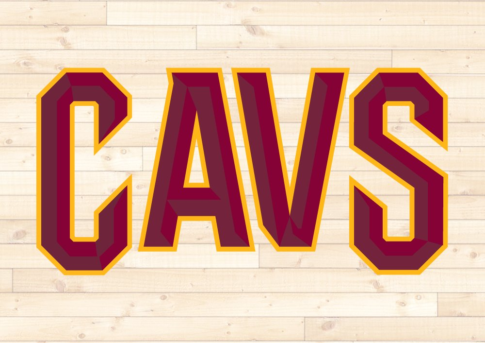 I Like The Two Shield Shaped Logos Especially Since Shields Make Sense For A Team Called Cavaliers But Theres Subtle Inconsistency To Their Shapes