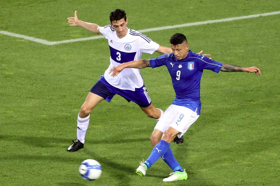 Video: Italia vs San Marino