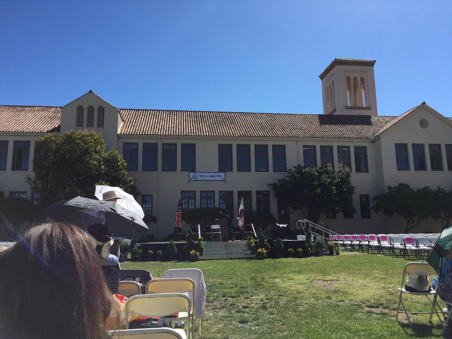 Thumbnail for Palo Alto High School Graduation | Class of 2017