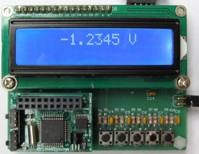 DIY DCV Calibrator & reference has under 70µV error