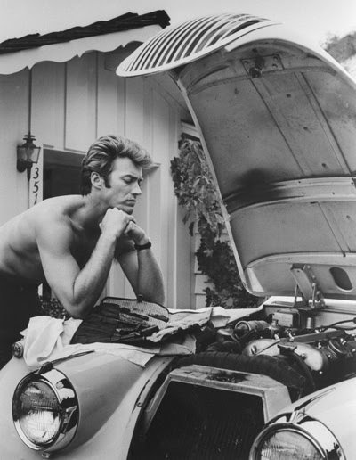 Happy Birthday to the legendary and car lover, Clint Eastwood.