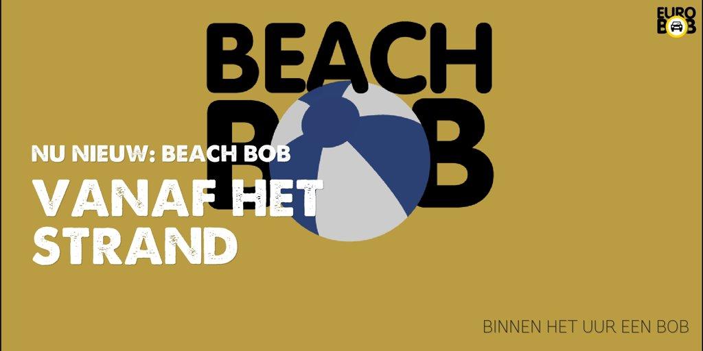 Met de auto naar het strand om lekker te borrelen? Met Beach BOB kom je weer veilig thuis. Van Hoek van Holland tot aan Bergen aan Zee.