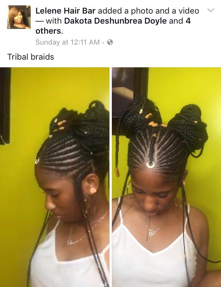 Limpopochampionsleague On Twitter Tribal Braids Lol What