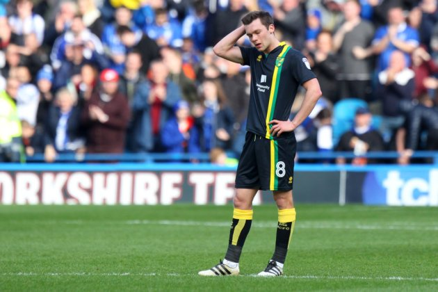 Jonny Howson wants out at Norwich City https://t.co/hS9bg6orQa #ncfc https://t.co/n9sYqKEVzG