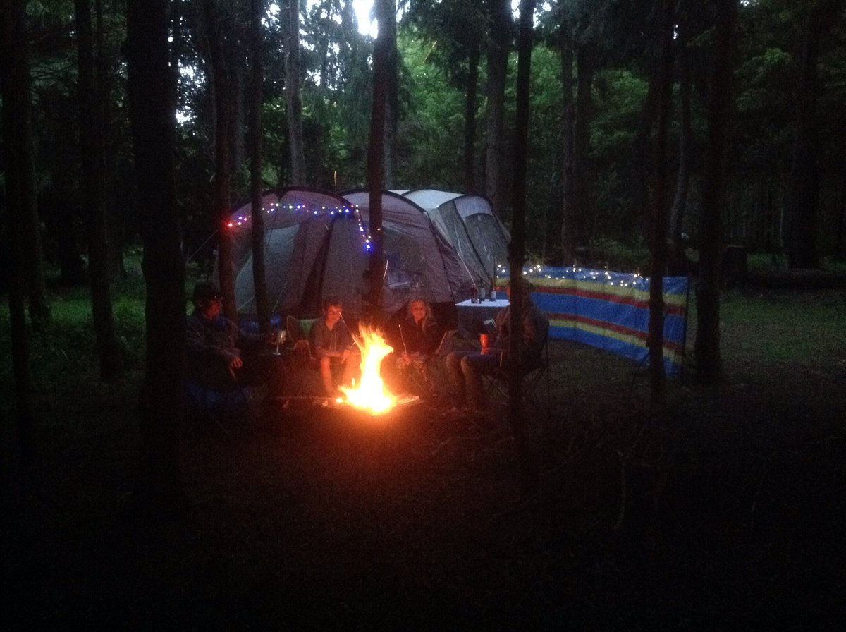 Really Atmospheric At Ashbourne Woods Last Night SmokeBBQs And Lightinggreat Camping Ashbournewoods Pictwitter ZouXFCZSFW