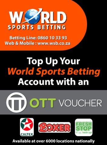 World sports betting vouchers en que consiste la encyclopedia de diderot y dalembert betting