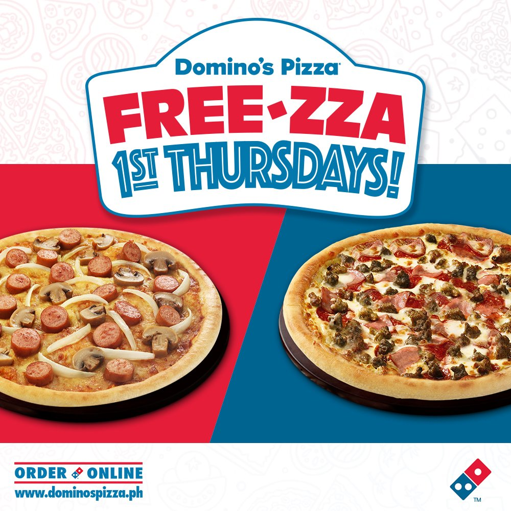 Dominosph On Twitter It S That Time Of The Month Again Start The Month Right With Two Pizzas For The Price Of One Visit Https T Co Jyi1sfst8w To Order Today Https T Co Mqjy4oq58b