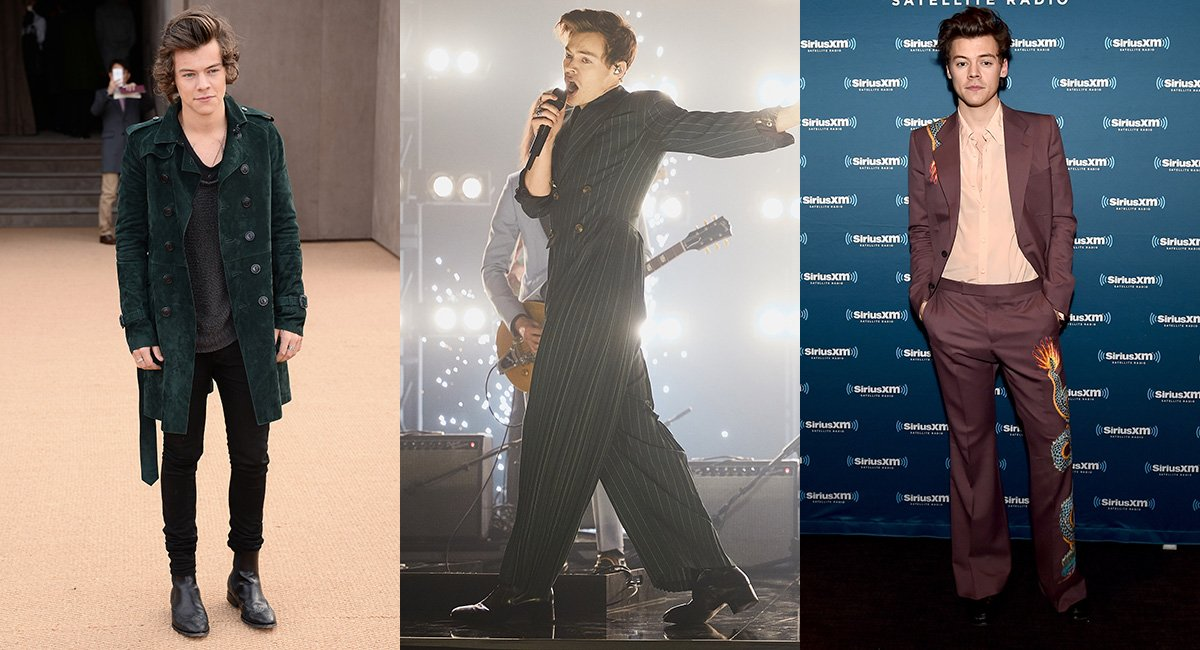 Harry Styles Is The Best-Dressed man In The World Right Now. https://t.co/BxC3Cg8XxC https://t.co/zbYbOi20EX