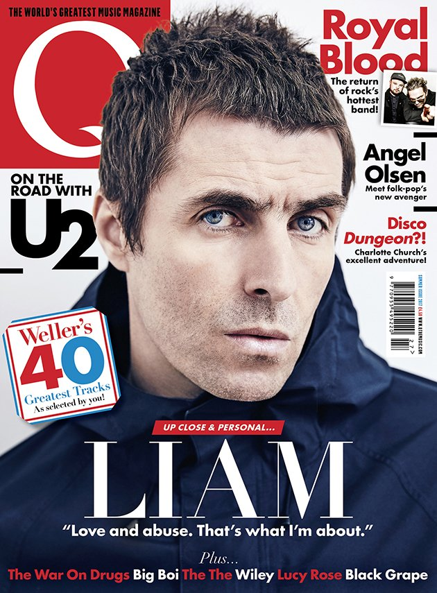 """Q Magazine On Twitter: """"The New Issue Of Q Is Out On"""