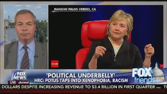 Hillary Clinton is a bad loser who blames everyone else for her own failings. Just ignore her. https://t.co/JuiS7iRkA6