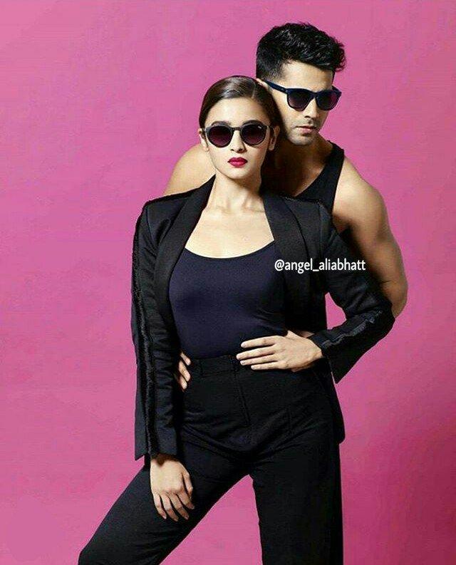 Both are Cute  @aliaa08 @Varun_dvn  #AliaBhatt #VarunDhawan #angel_aliabhatt #couple #Bollywood #FolloMe<br>http://pic.twitter.com/Ix2oFxBdZj