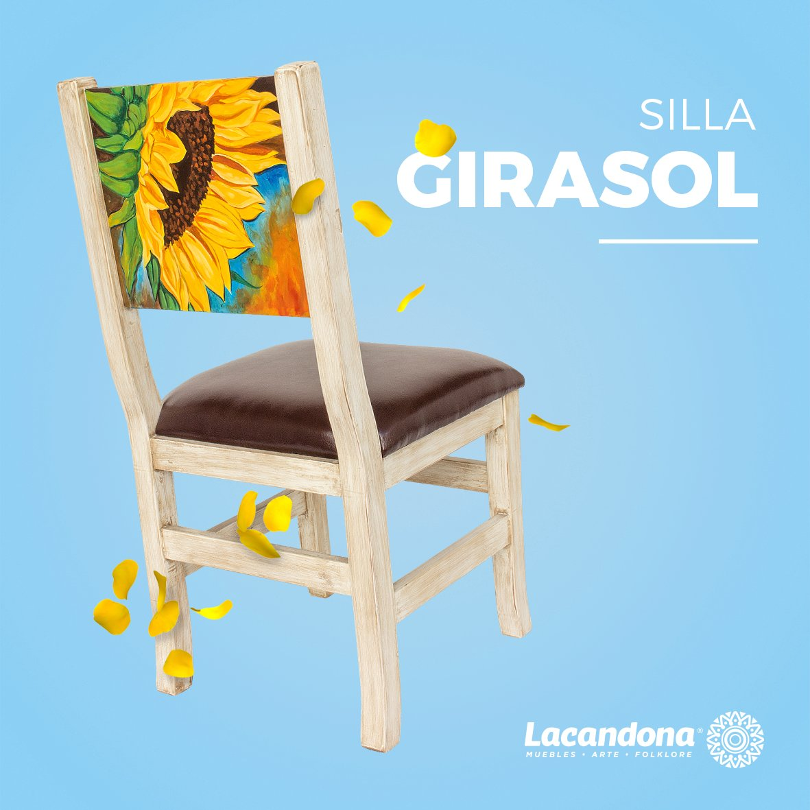 Muebles Lacandona On Twitter Nuestro Modelo Silla Girasol Est  # Muebles Lacandona