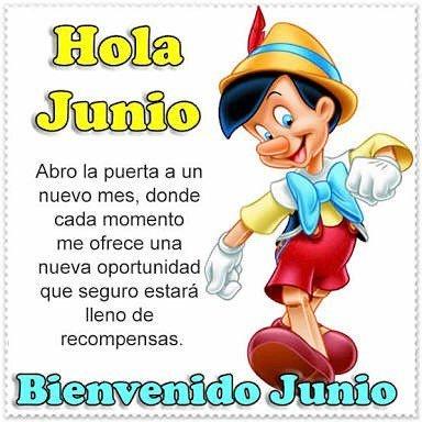 Andrea Tello On Twitter Bienvenido Junio Iniciodemes