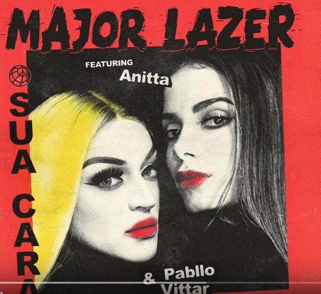 Um dia após lançamento de 'Paradinha', Anitta divulga faixa com Pabllo Vittar; ouça 'Sua cara' https://t.co/QVWrN8WwBr
