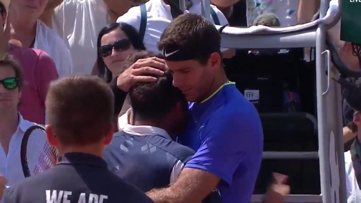 this is heart wrenching to watch from @TennisChannel https://t.co/R6CBardeO2