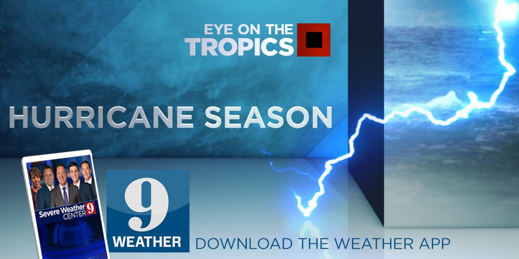Hurricane season is here! get weather alerts on your phone
