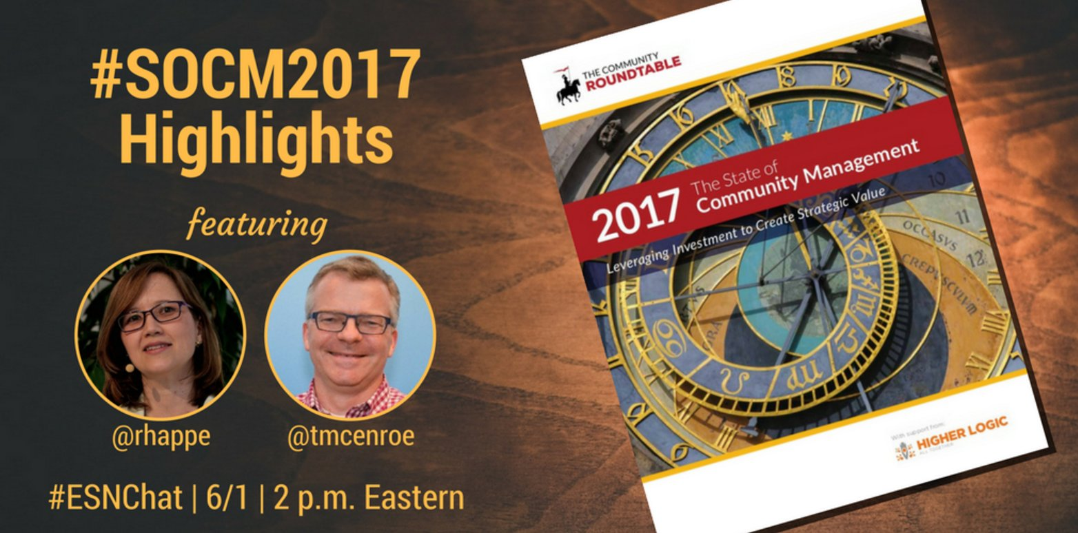 Thumbnail for The 2017 State of Community Management Report - June 1, 2017