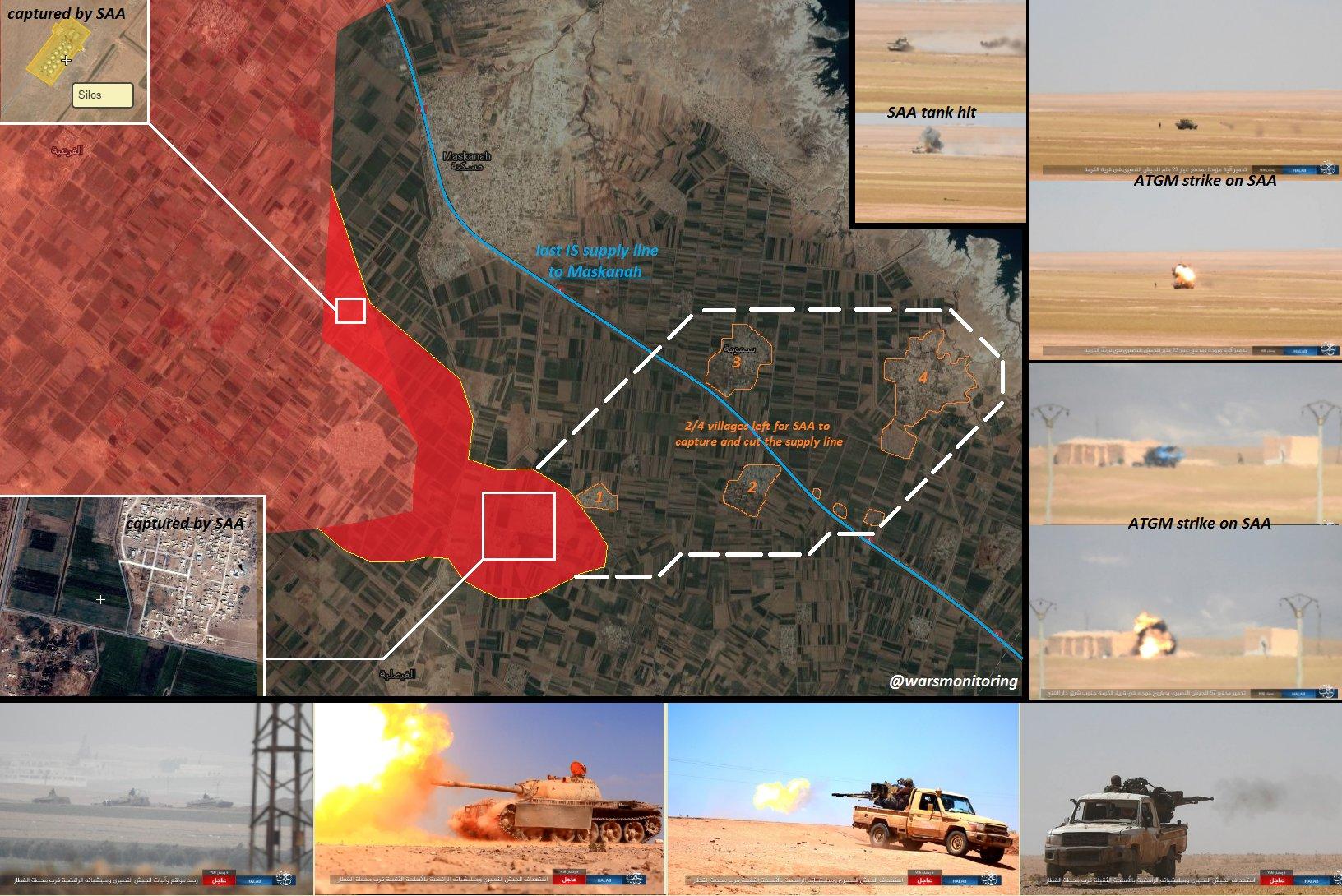 Syrian War: News #13 - Page 10 DBPZNulXcAACs0Y