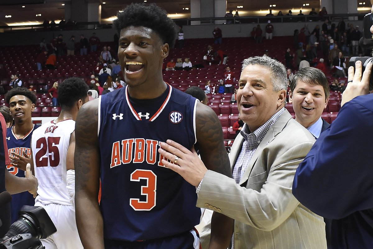 Auburn Basketball On Twitter Breaking Tigers 18 Game
