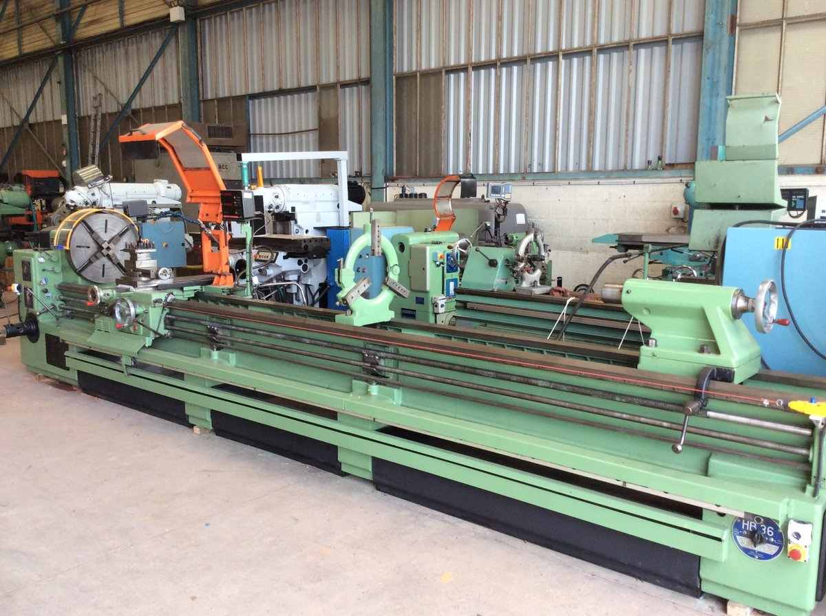 For Sale: #cazeneuve turning 5000MM #Lathe  http:// buff.ly/2qE5pPk  &nbsp;   View thousands of #newmachines and #usedmachines online 24/7<br>http://pic.twitter.com/UUH96s5L5C