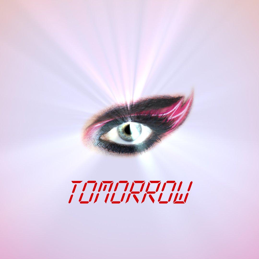 Morgen... Hou ons in de gaten!