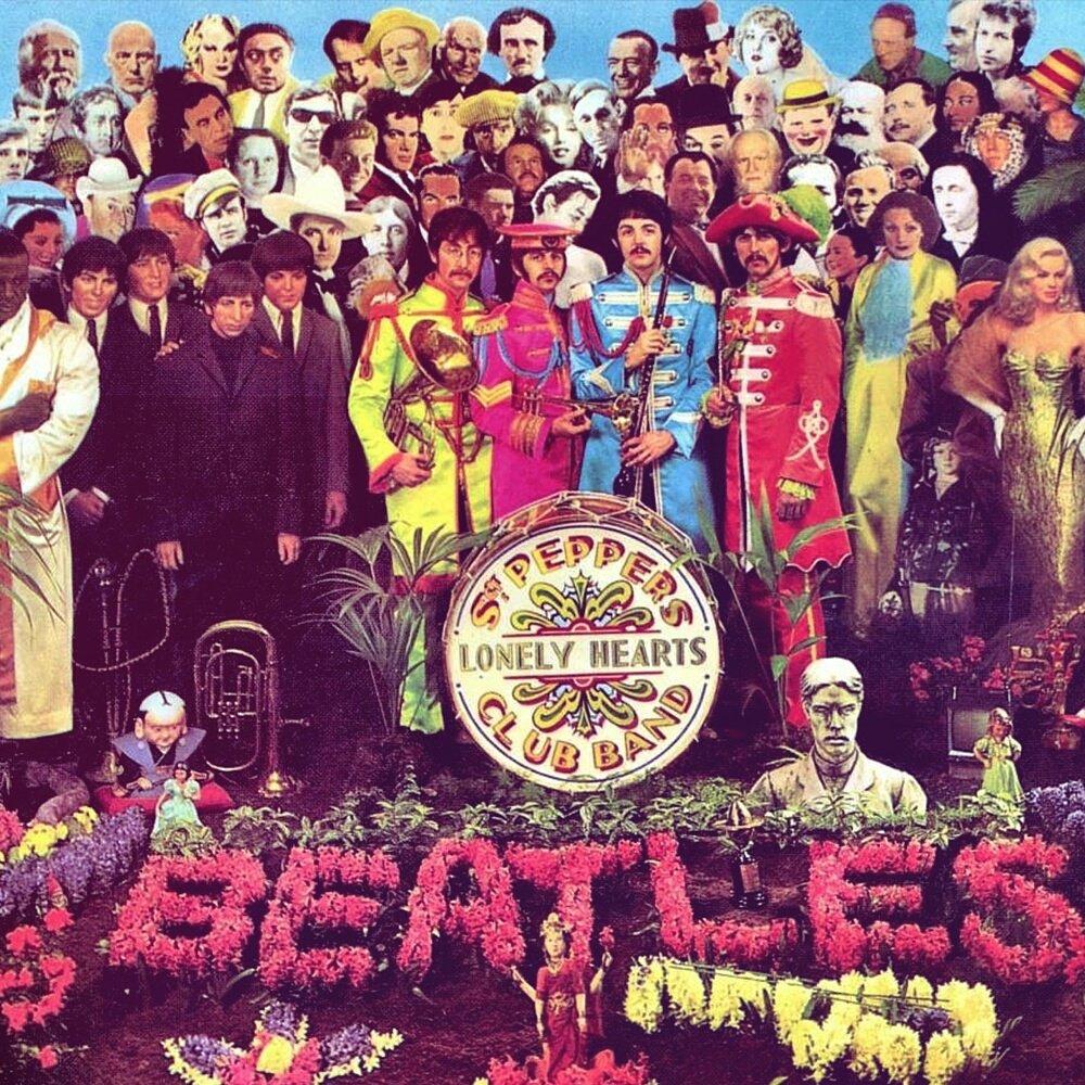 Hj é dia de celebrar os 50 anos do álbum 'Sgt. Peppers Lonely Hearts Club Band' dos Beatles. Qual é a sua música favorita do disco? 😛