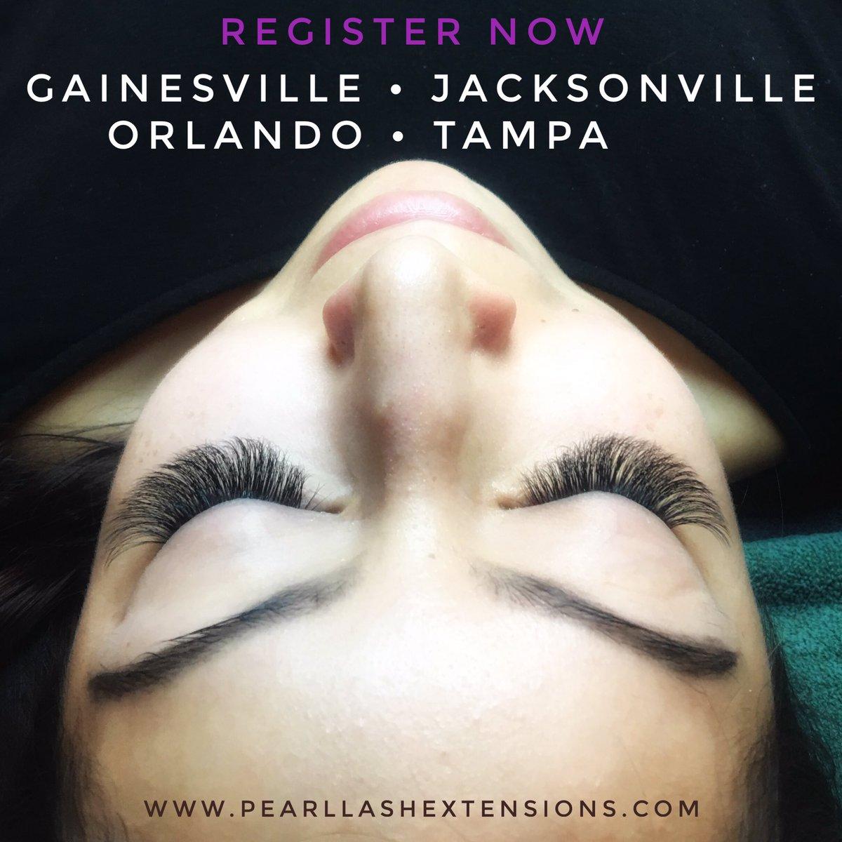 16501ce7ae2 #EyelashExtensions #Training #lashextensions  http://www.PearlLashExtensions.com pic.twitter.com/w3aplpgmjf