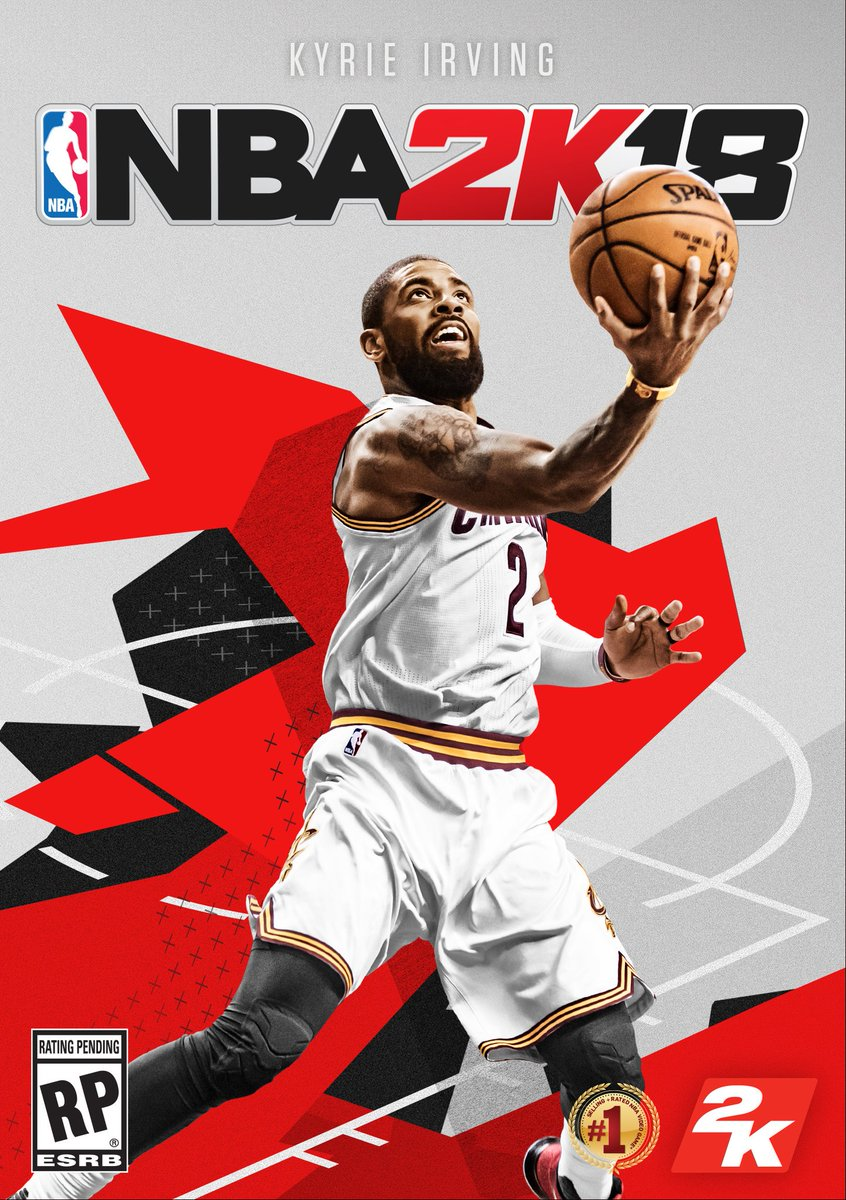 43d2548ee753 cavs star kyrie irving is on the cover of nba 2k18