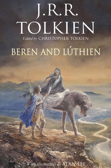 New J.R.R. Tolkien novel, Beren and Luthien, arrives in bookstores today https://t.co/onyO9WGcCl https://t.co/HGVLhqZI0j