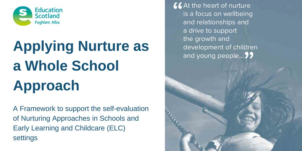 Are your nurture initiatives working? Use our new #nurture evaluation framework to find out. https://t.co/JLjqXA92Qr https://t.co/OVSL1vgMc4