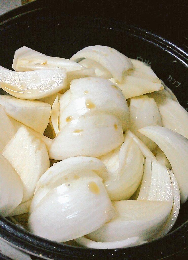 美味しくて簡単!鶏肉と玉ねぎで簡単にできるトロトロ煮込みが美味しそうww