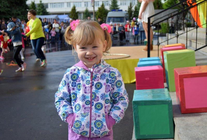 Узловский район празднует День защиты детей