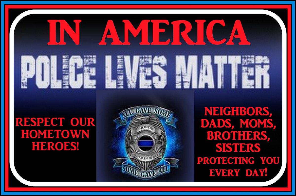 Stand side by side w POLICE, our local heroes!   #PJNET #PoliceLivesMatter #BlueLivesMatter #BackTheBlue   <br>http://pic.twitter.com/fNRgdUxZqL