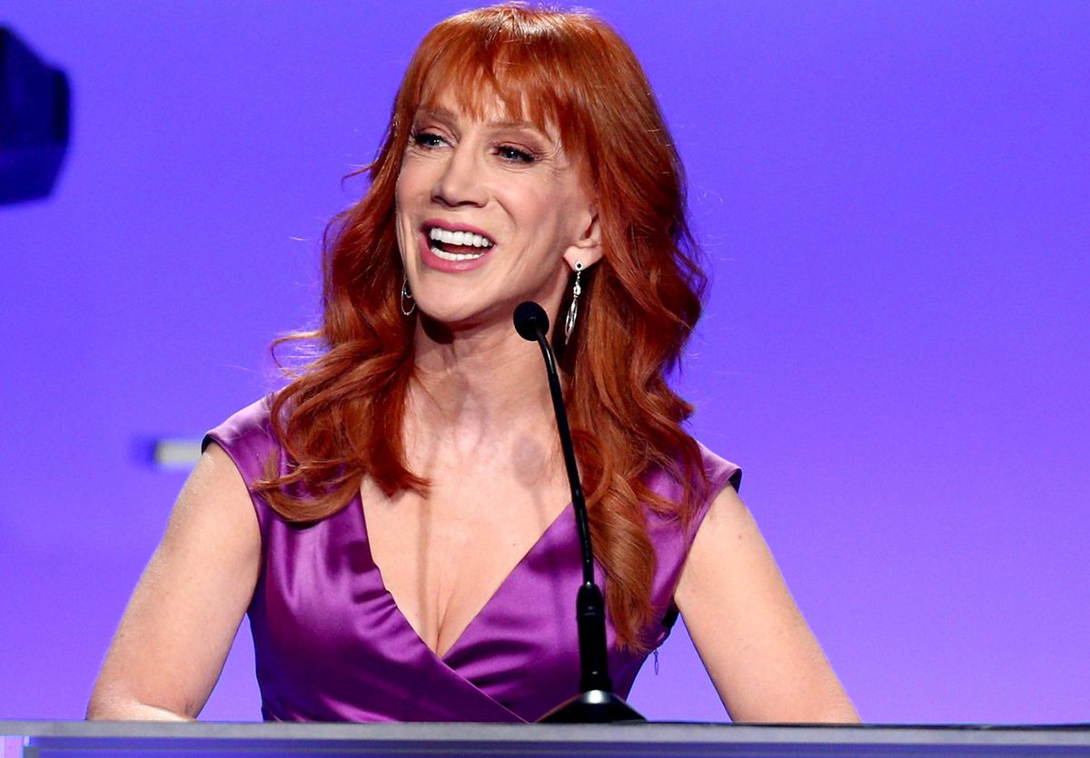 CNN Fires Kathy Griffin: Latest news, Breaking headlines ...