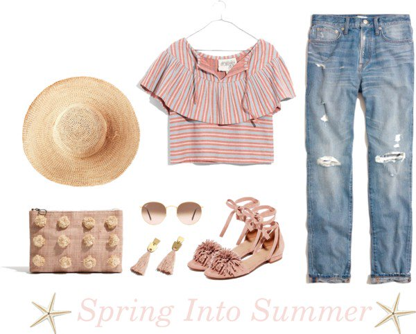 Spring Into Summer