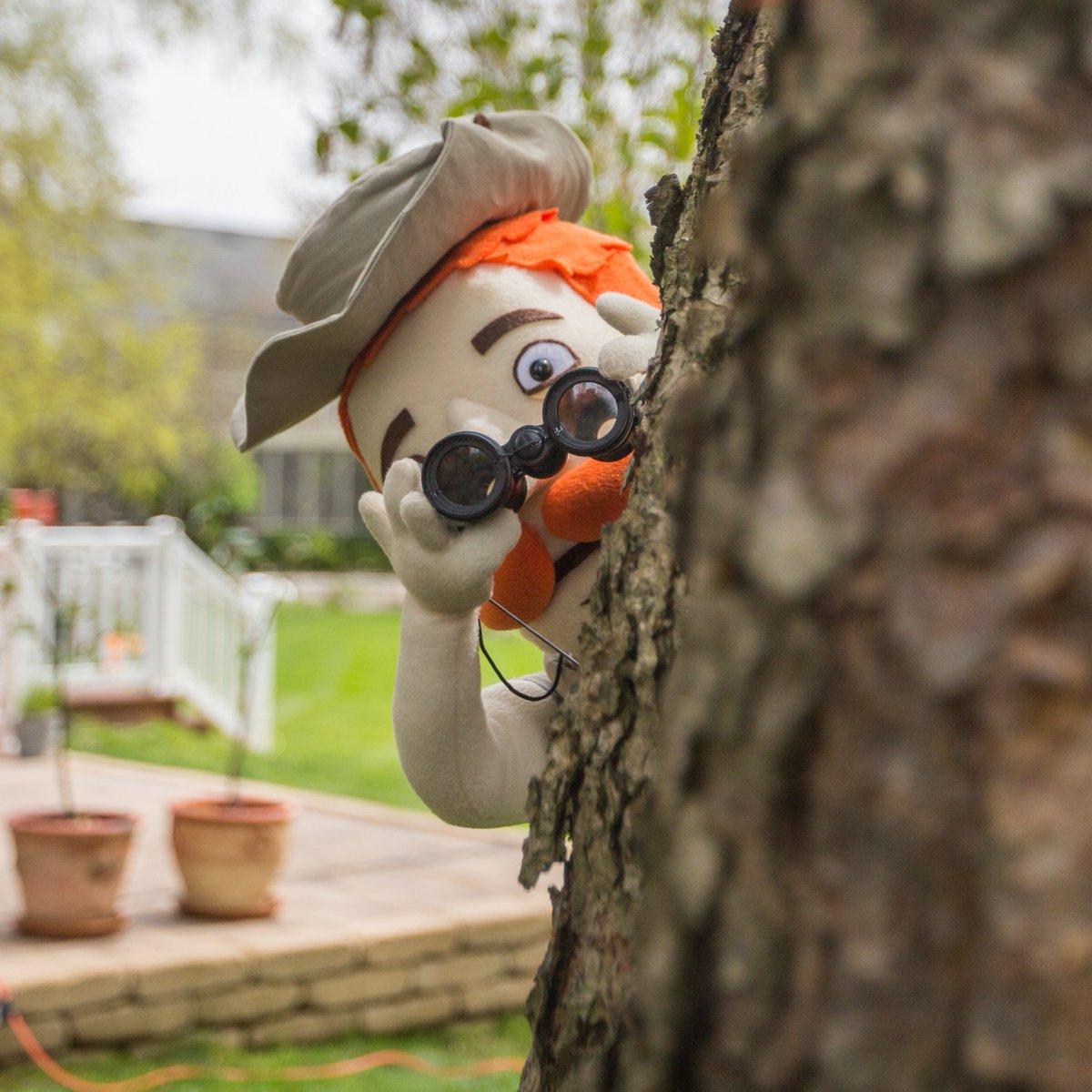 Bigfoot lawn ornament - Mosquito Hunters Big Foot Media John Shaw And 3 Others
