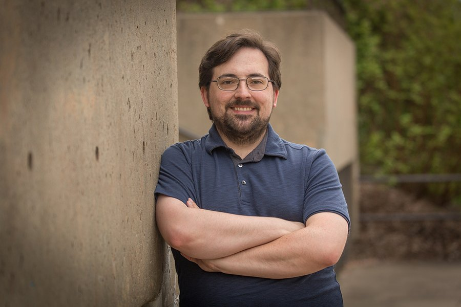 #ResearchSpotlight @UWStevensPoint student Brian Hall awarded NSF Graduate Research Fellowship. Congrats Brian!  http:// ow.ly/SdCl30c9UiZ  &nbsp;  <br>http://pic.twitter.com/YLl6ASUU5L