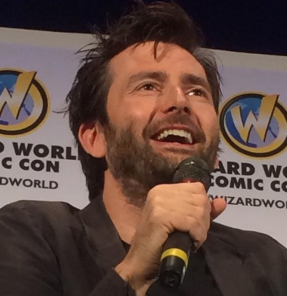 David Tennant - Wizard World Chicago Fan Convention