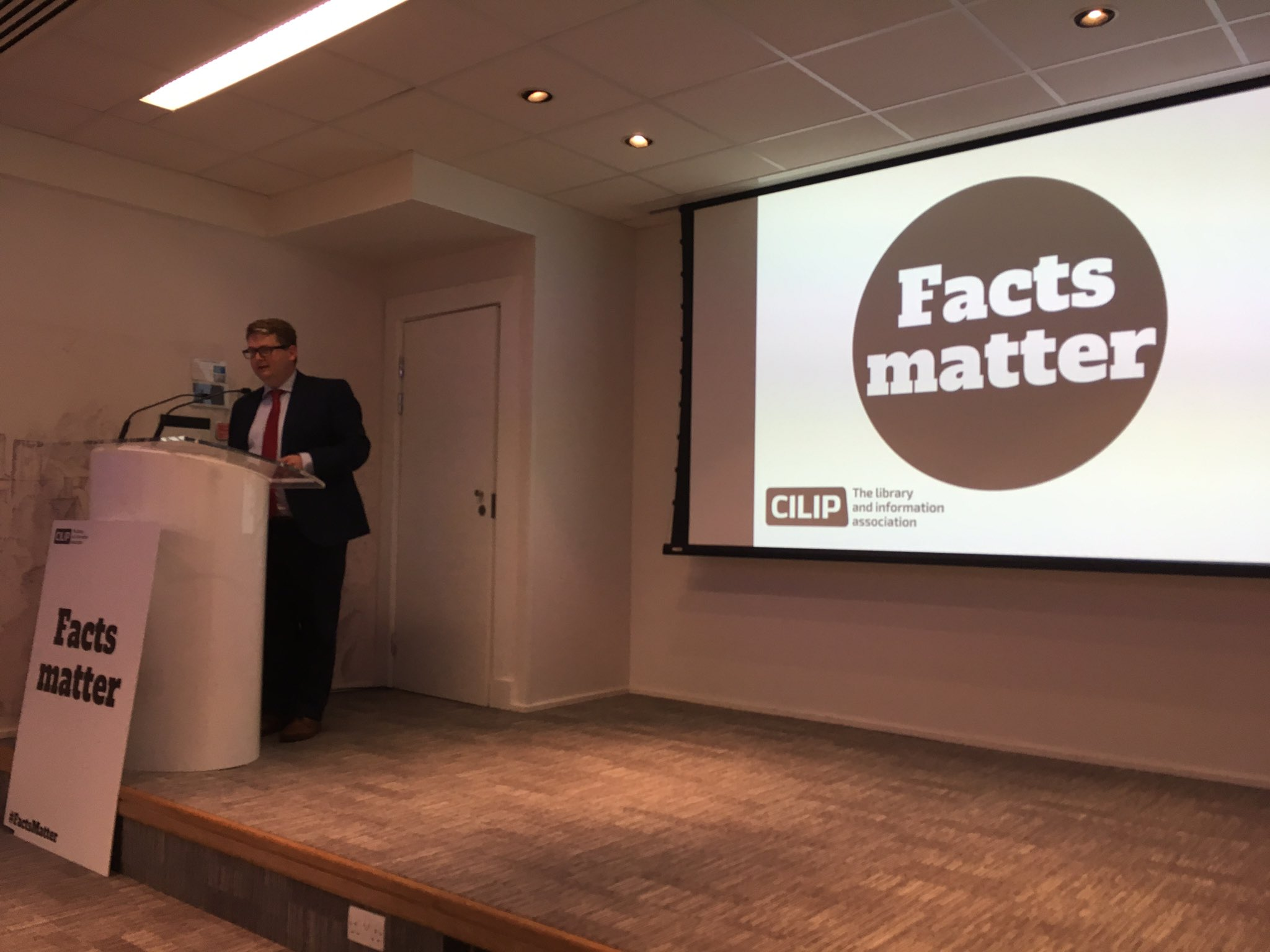 Welcome to @NickPoole1 to launch our #factsmatter event https://t.co/GylCGcYnCc