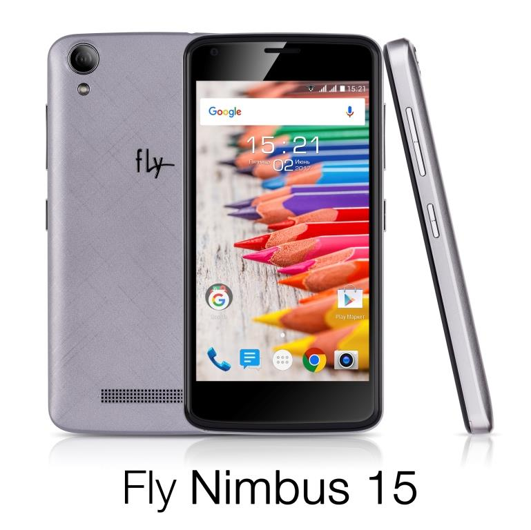 Смартфон fly nimbus 8 white fs454 отзывы